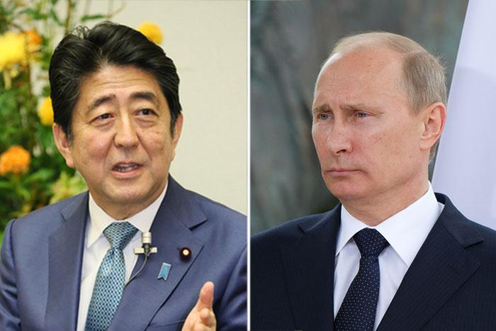 1月解散総選挙に向かう安倍政権。日露首脳会談が最大のポイントに=山崎和邦