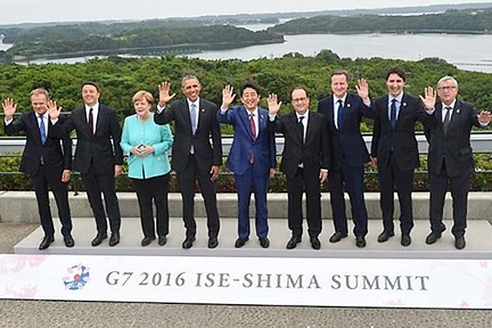 安倍首相「リーマン危機前夜」に世界が失笑。伊勢志摩で日本が失ったもの=斎藤満