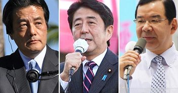From Wikimedia Commons: Okada|Abe|Shii