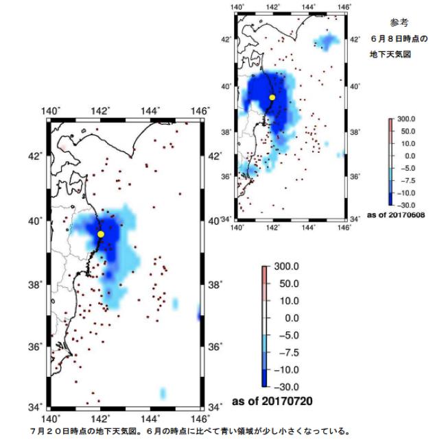 『DuMAの「地下天気図」』7月24日号より