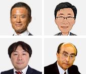 山崎和邦、江守哲ら4名の著名投資家が「日米株価の行方」を分析