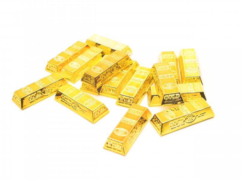 金価格の上昇